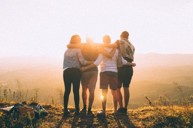 Tekst om vennskap